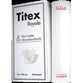 Beschermlakens Titex Royal (pack 4 rolen)