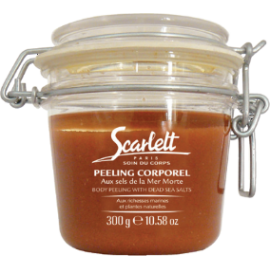 Peeling corporel aux sels de la Mer Morte 300 gr