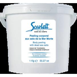 Peeling corporel aux sels de la Mer Morte 1 kg