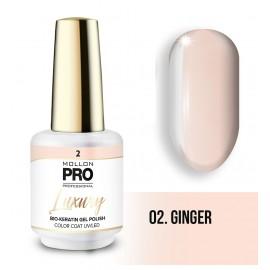permanent nagellak Luxury 8ml Ginger 02