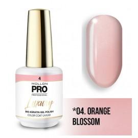 permanent nagellak Luxury 8ml orange Blossom 04