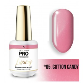 Vernis permanent Luxury 8ml Cotton candy 05