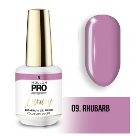 Vernis permanent Luxury 8ml Rhubarb 09