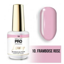 permanent nagellak Luxury 8ml Framboise rose 10