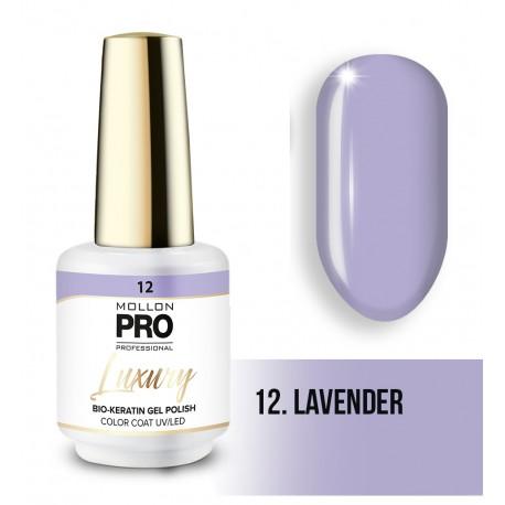 Vernis permanent Luxury 8ml Pink Lavander 12