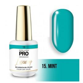 permanent nagellak Luxury 8ml Mint 15