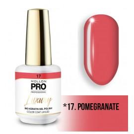 permanent nagellak Luxury 8ml Pomegranate 17