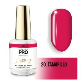 permanent nagellak Luxury Tamarino 20