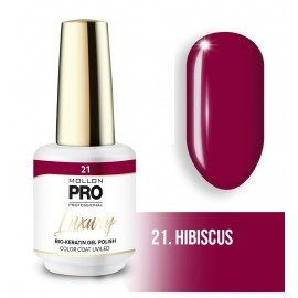 Vernis permanent Luxury 8ml Hibiscus 21