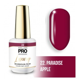Vernis permanent Luxury 8ml Paradise Appel 22