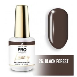 permanent nagellak Luxury 8ml Black Forest 2612
