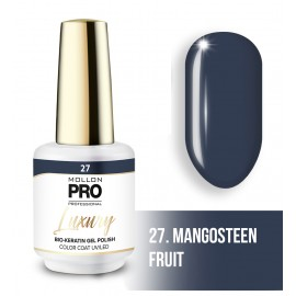 Vernis permanent Luxury 8ml Mangosteen Fruit 27