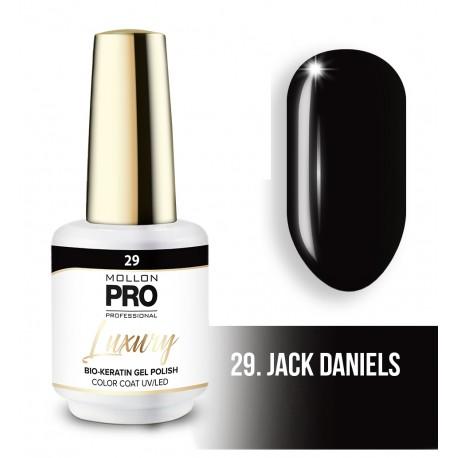 Vernis permanent Luxury 8ml Jack Daniels 29
