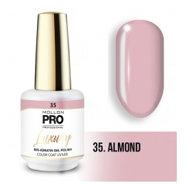 Vernis permanent Luxury 8ml Almond 35