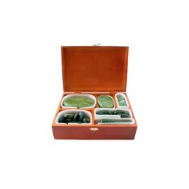 Coffret pierres de Jade 24 unités