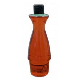 Huile de massage chaude à la cannelle et à l'orange