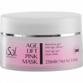 ISOL Age-lift pink mask (cabine)