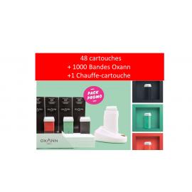 Starter Kit Pack chauffe cartouche