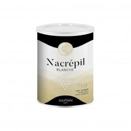 Parelmoer wit hars 800 ml