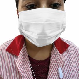 Masque de protection anti projection lavable