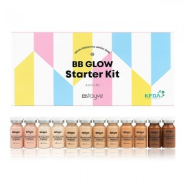STAYVE BB Glow Starter Pack 12x8ml