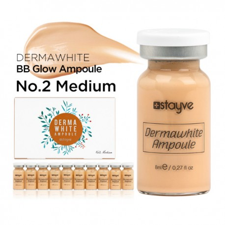 STAYVE Dermawhite BB Glow Ampoule N.2 Medium 12x8ml