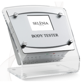 Body Tester analyseur corporel Sélenia