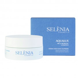 SELENIA AQUALUX Pré & Probiotiques Crème hydratante Suprême 50 ml(format vente)