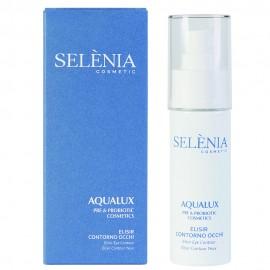 SELENIA AQUALUX Pré & Probiotiques Elixir Contour des Yeux 30 ml(format vente)