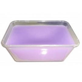 Paraffine violette au parfum de magnolia