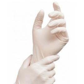 Handschoenen soft nitrile poedervrij