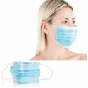 50 Masques de protection chirurgicaux Type II R