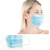 Masque de protection chirurgicaux haute filtration BFE 95%