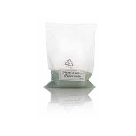 Pakje van microparels voor kogelsterilisator
