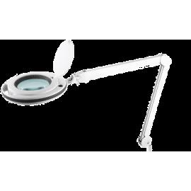 Lampe loupe ronde LED